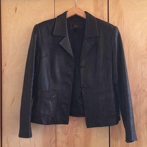Frenchi Leather Jacket
